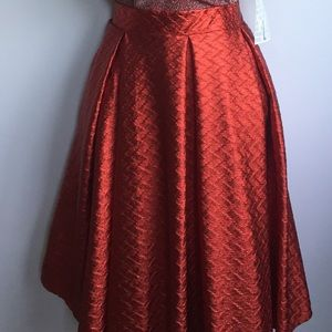LuLaRoe vintage Elegant collection Madison skirt
